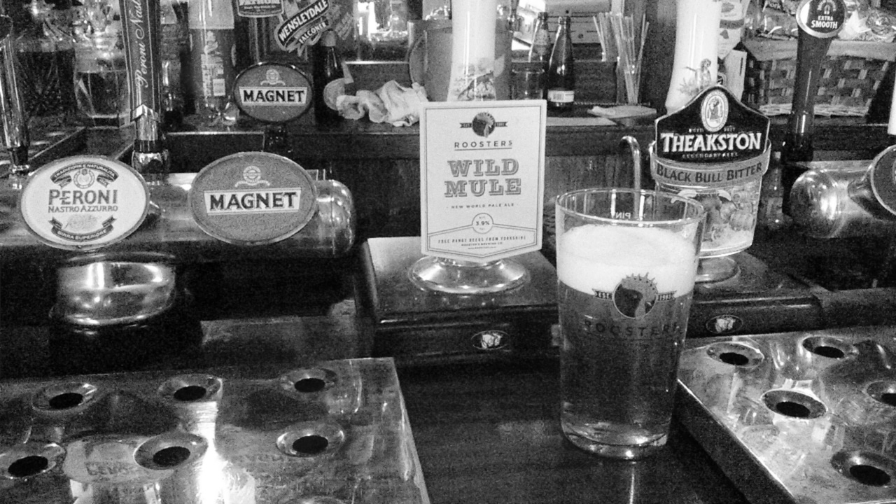 Drink at The Lord Nelson Inn, Appleton WIske