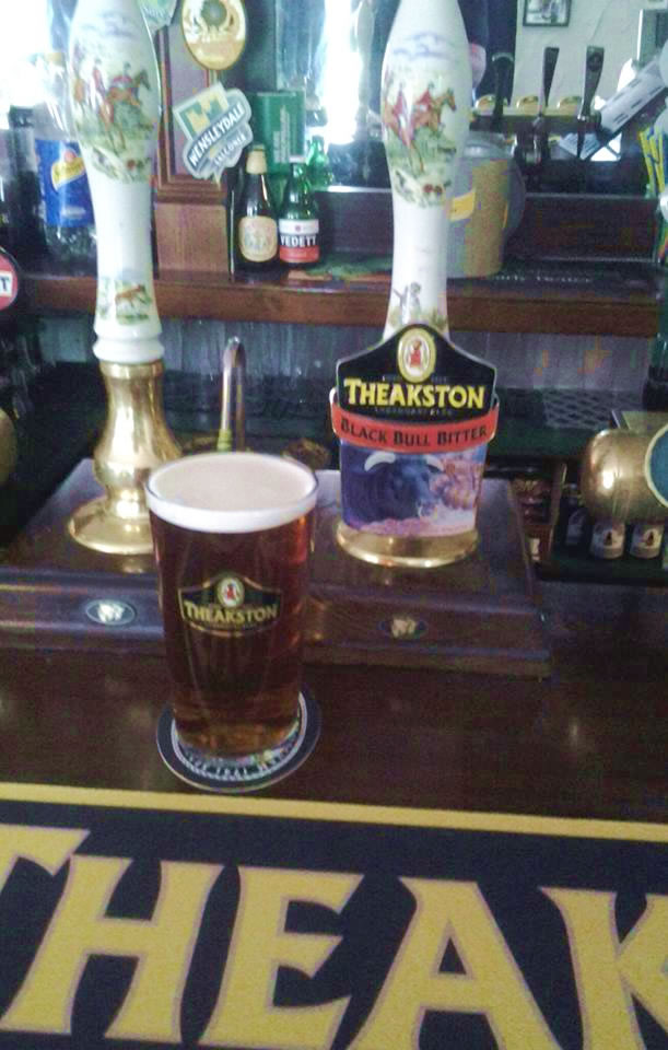 The best local real ales